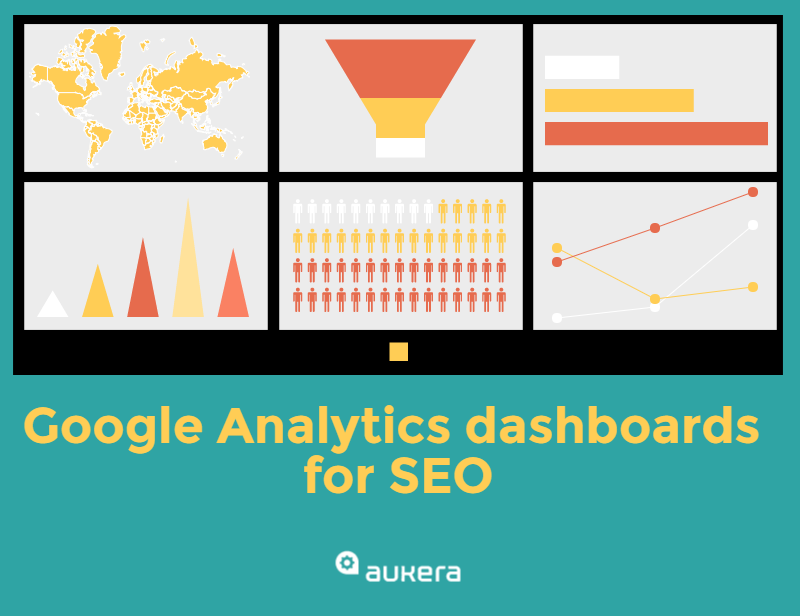 Google Analytics dashboards for SEO