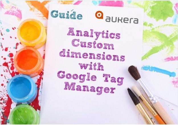 Analytics custom dimensions in Google Tag Manager