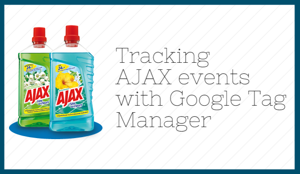Tracking AJAX events with Google Tag Manager
