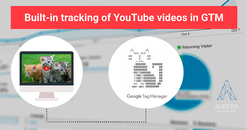 Built-in tracking of YouTube videos in Google Tag Manager